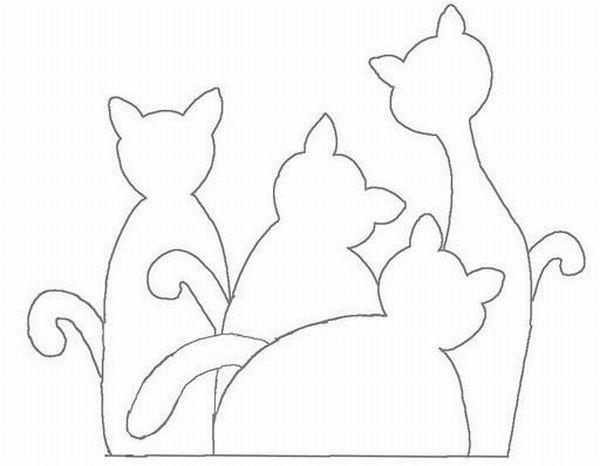 patchcolagem gatos