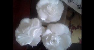 Como Fazer Flor de Tecido: 30 Modelos