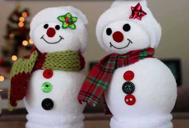 boneco de neve comum