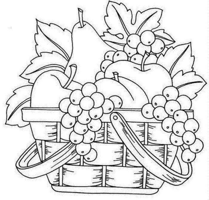 Desenhos Para Pano De Prato Para Imprimir 25 Moldes Artesanato