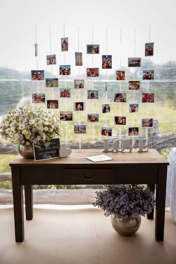 Decoraç u00e3o de Casamento Simples e Barato 64 fotos, ideias, como fazer Artesanato Passo a Passo! -> Decoração De Mesa Para Casamento Simples E Barato