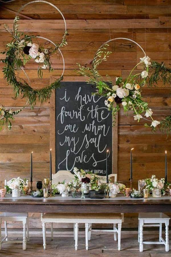 Decoraç u00e3o de Casamento Simples e Barato 64 fotos, ideias, como fazer Artesanato Passo a Passo! -> Fotos Decoração De Igreja Para Casamento Simples