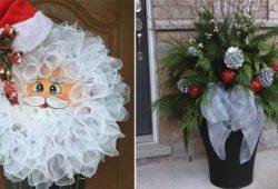 ideias artesanais natal
