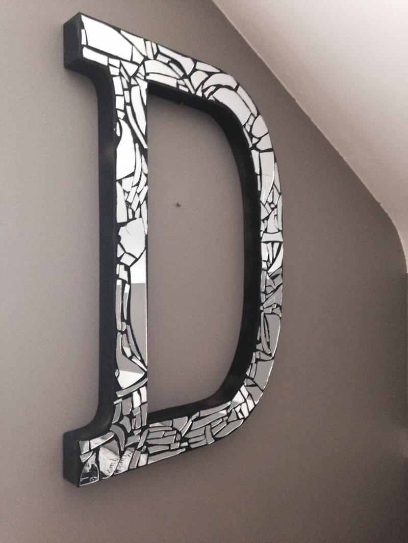 tutorial espelho decorado
