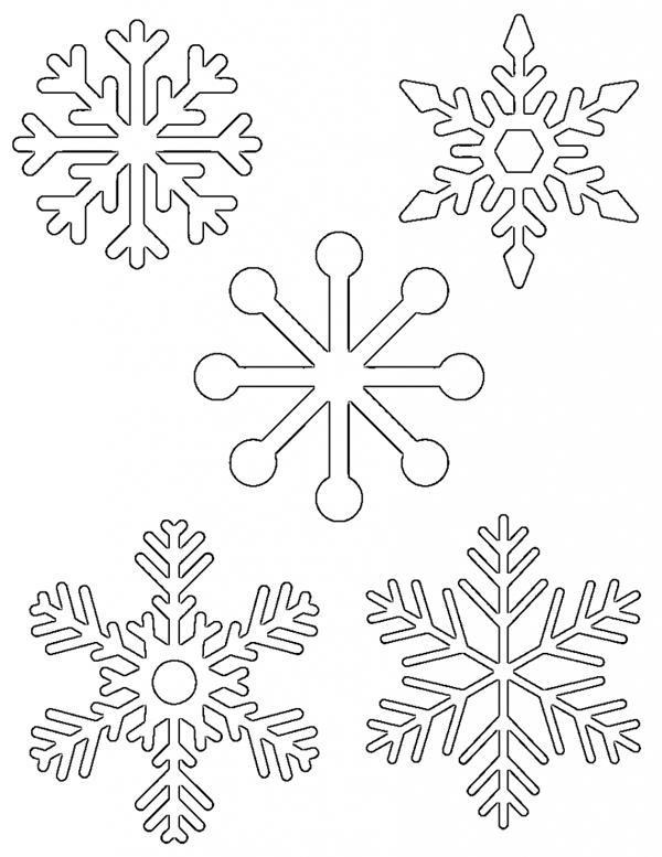 flocos de neve barato