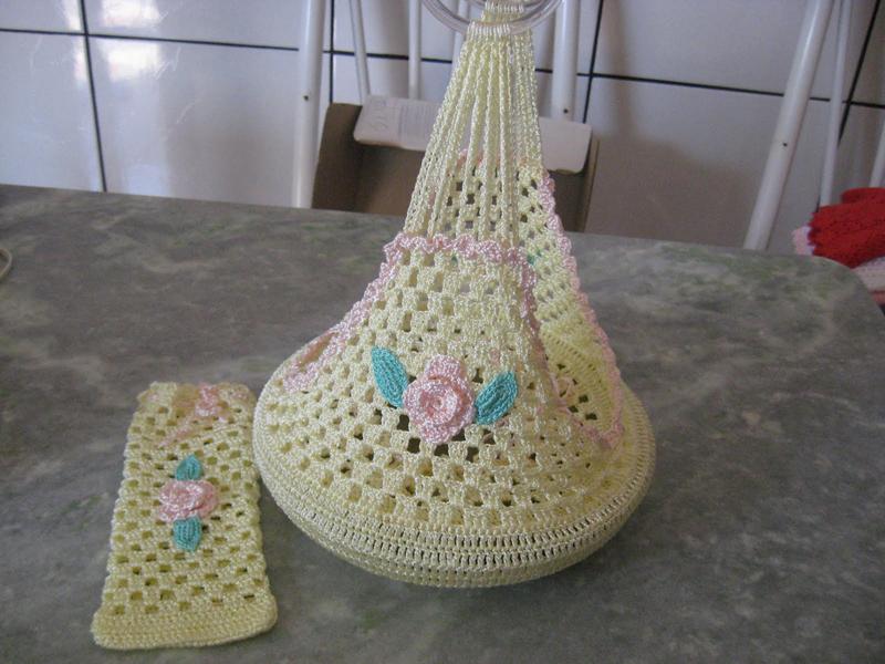 croche de seda