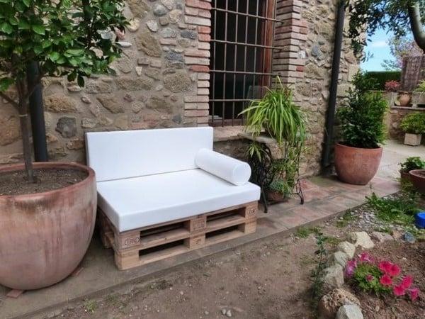 Sofa De Palete 79 Fotos Como Fazer Modelos Para Sala Varanda E