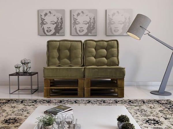 moveis paletes sofa
