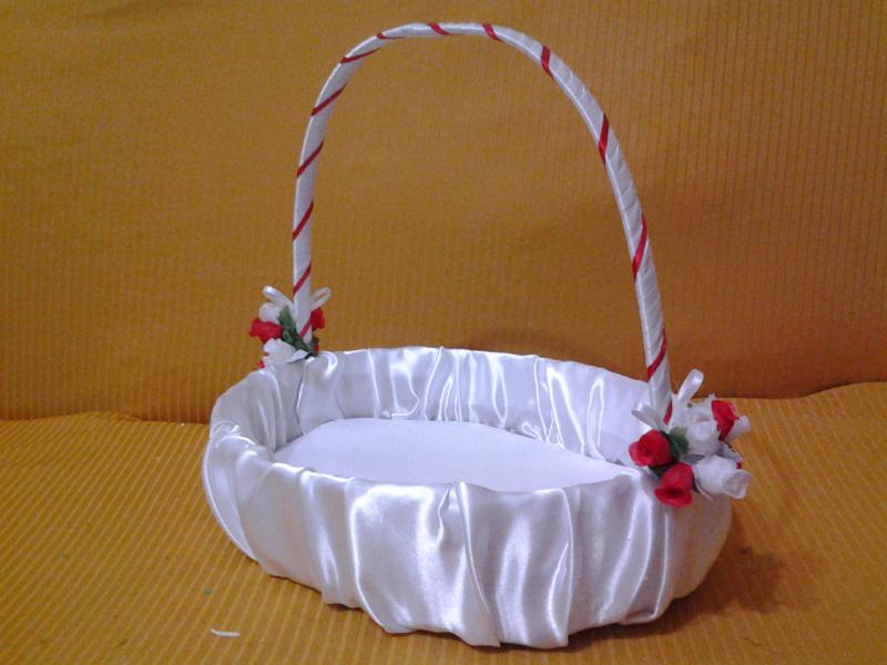 cesta decorada tutorial