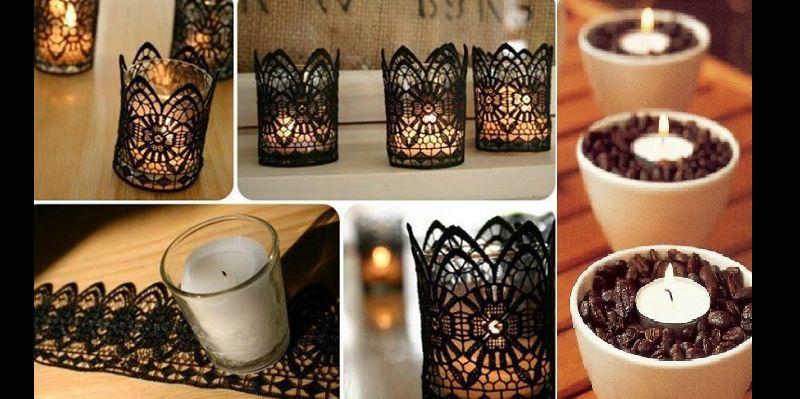 artesanato para vender vela
