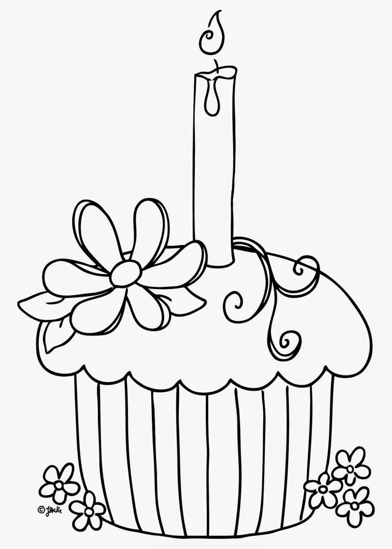 como fazer desenho de cupcake