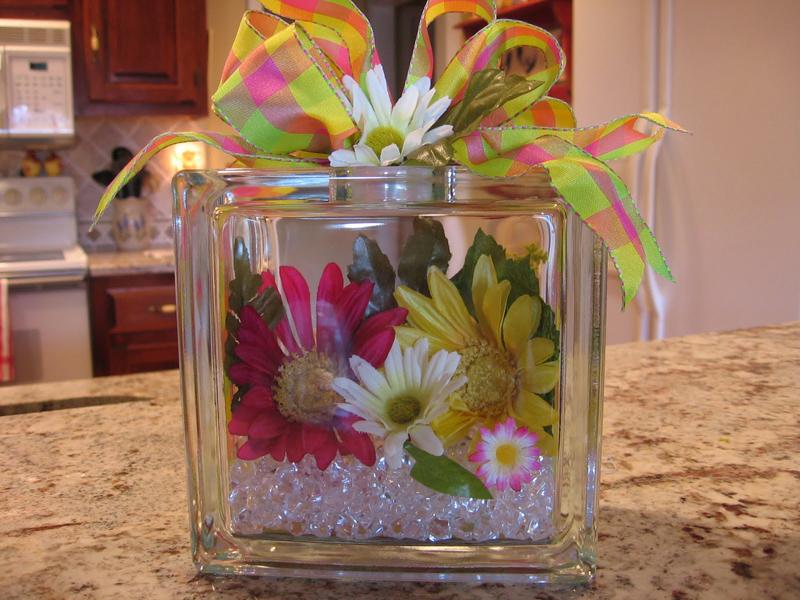 artesanato para vender vidro decorado