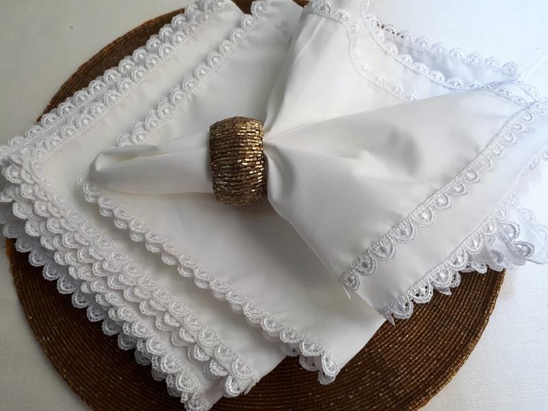guardanapo com tecido como fazer