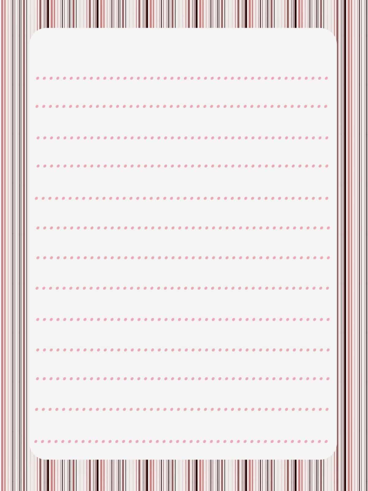 bloco de notas folha