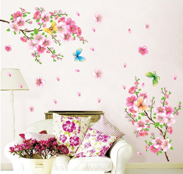 decoração com papel de parede tutorial