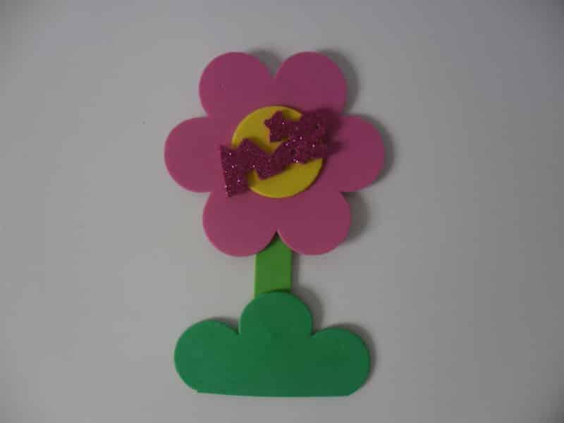 lembrança dia das maes florzinha
