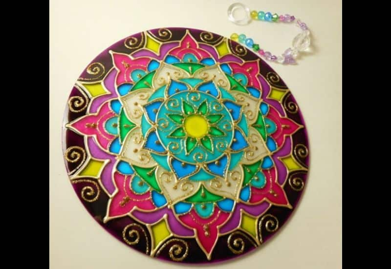 mandala no cd