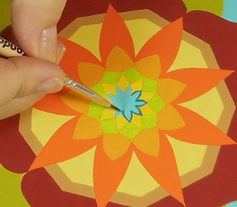tutorial mandala