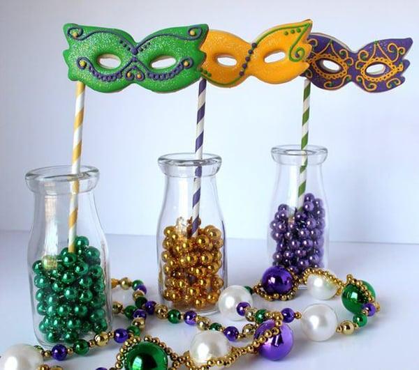 garrafa para o carnaval perolas