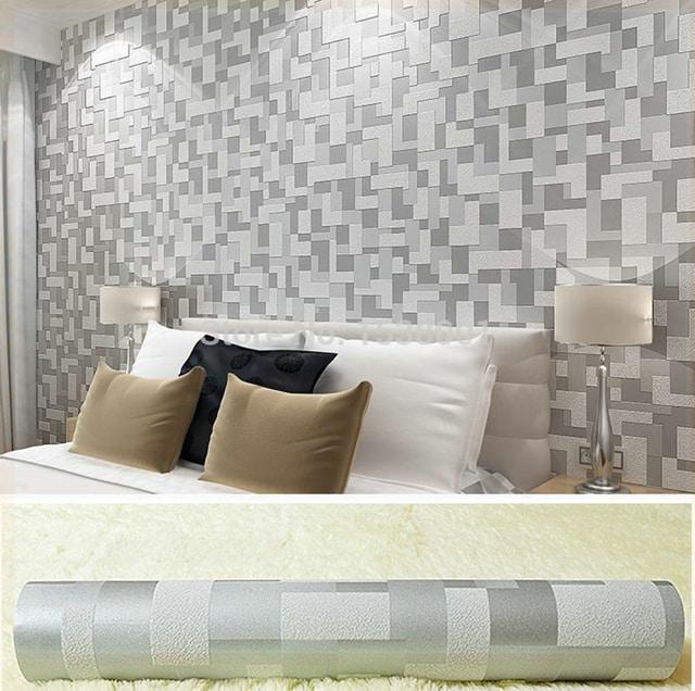 decoração com papel de parede como fazer