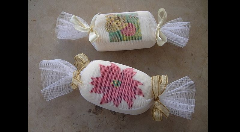 sache perfumado sabonete