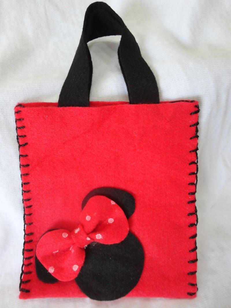 Favoritos Lembrancinhas da Minnie Rosa e Vermelha: 30 Modelos - Artesanato  OQ27