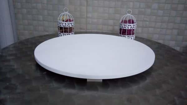 suporte para pratos de mesa