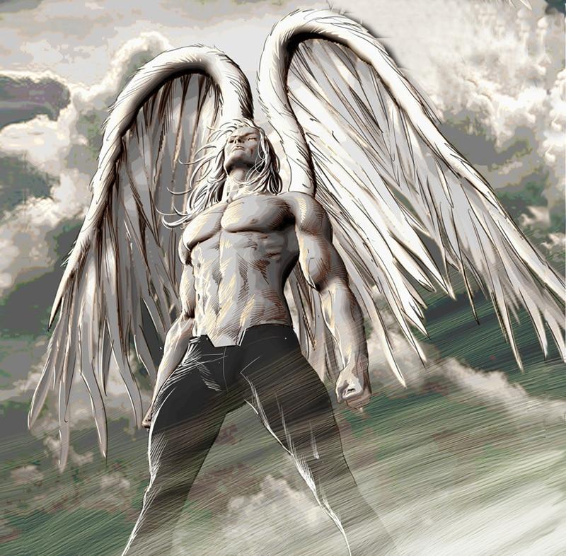 imagem de anjo real