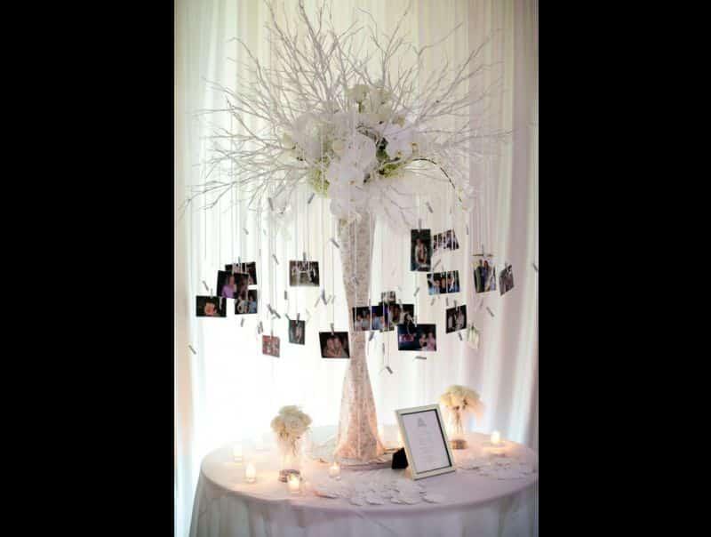 Decoraç u00e3o de Casamento Simples 25 Ideias Legais Artesanato Passo a Passo! # Decoracao De Tnt Casamento