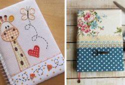 capas criativas para cadernos