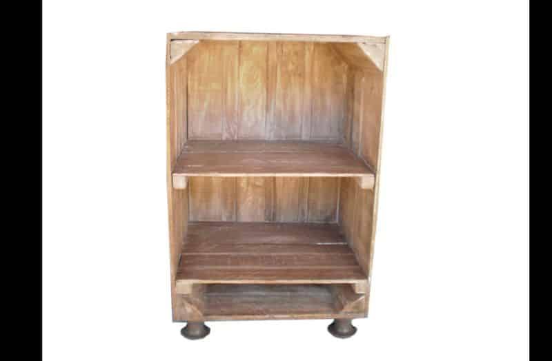 estante artesanal simples