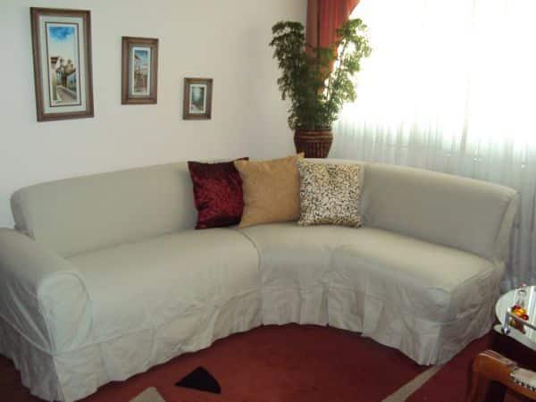 capa de sofa facil