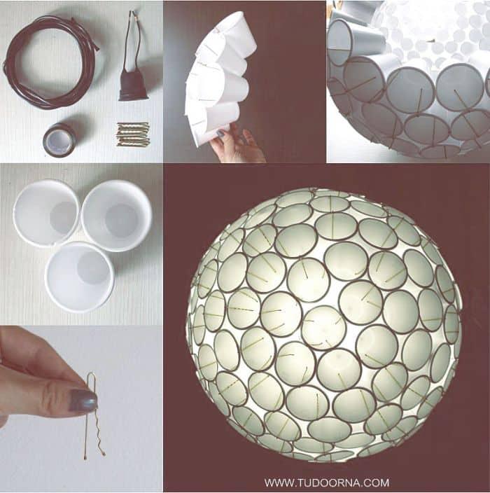 lustre artesanal tutorial