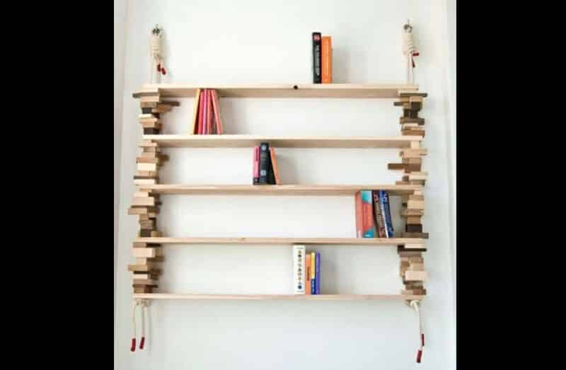 estante artesanal mdf