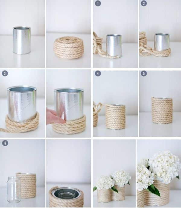 vaso lata