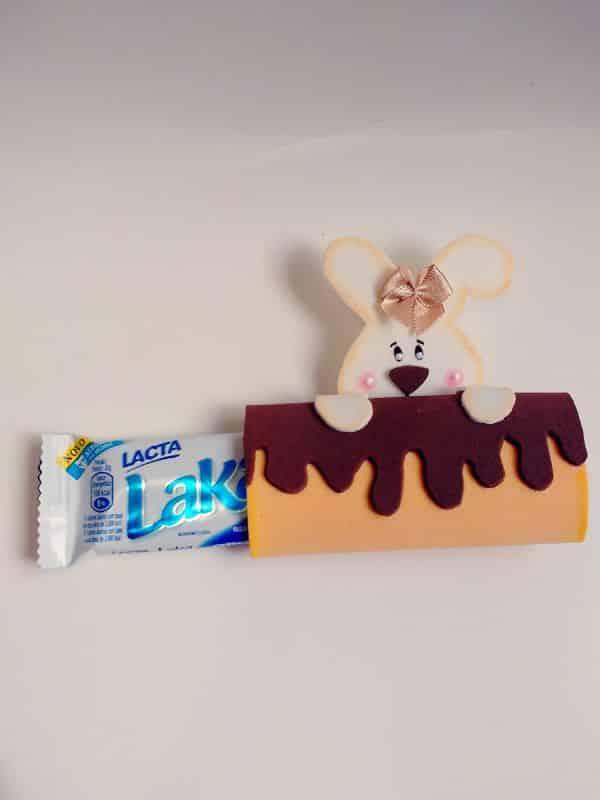 lembrança pascoa chocolate