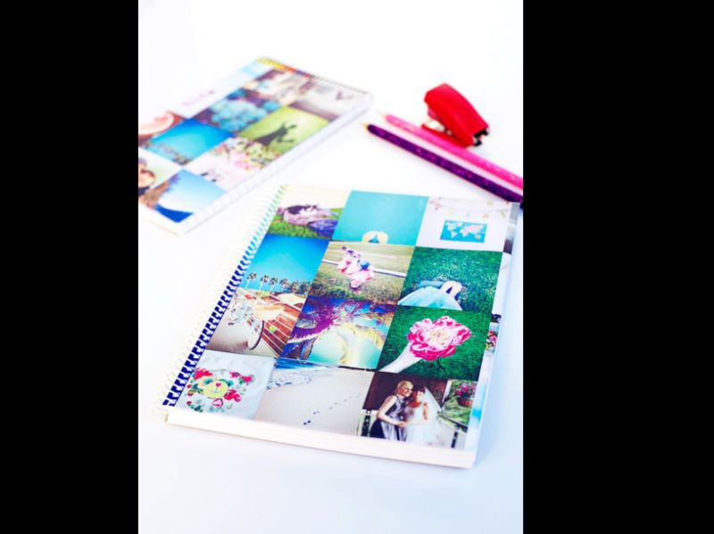 caderno decorado fotos