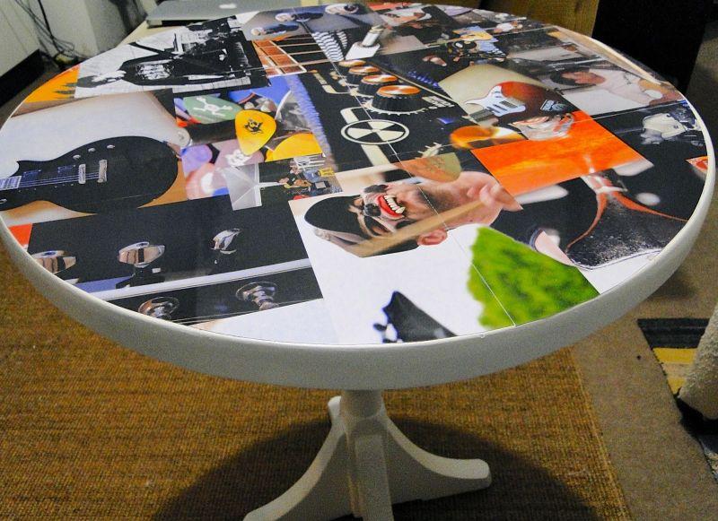 mesas decoradas foto