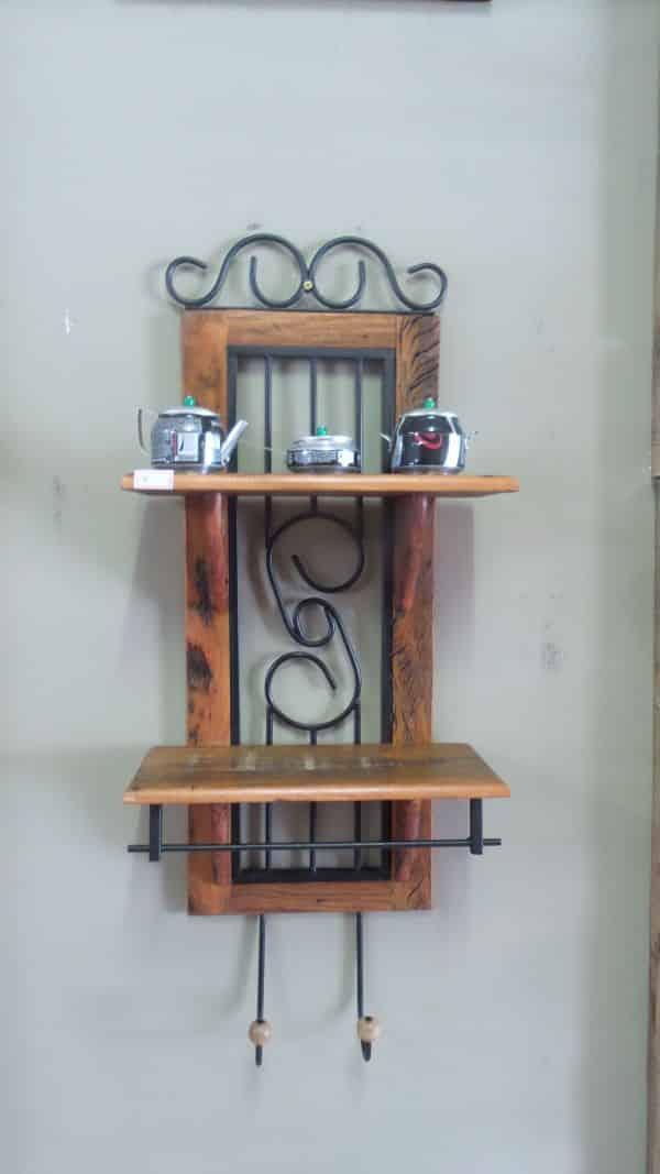 prateleira de cozinha vertical