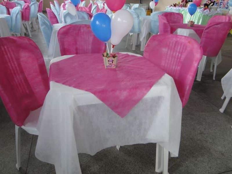 cadeiras decoradas festa