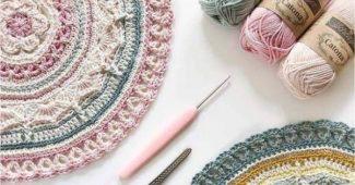modelos de toalhas de croche modernas e elegantes