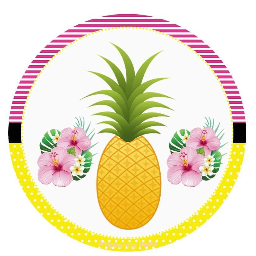 Decoracao Festa Do Flamingo E Abacaxi Artesanato Passo A Passo