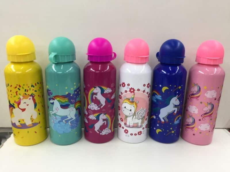 garrafa decorada uni