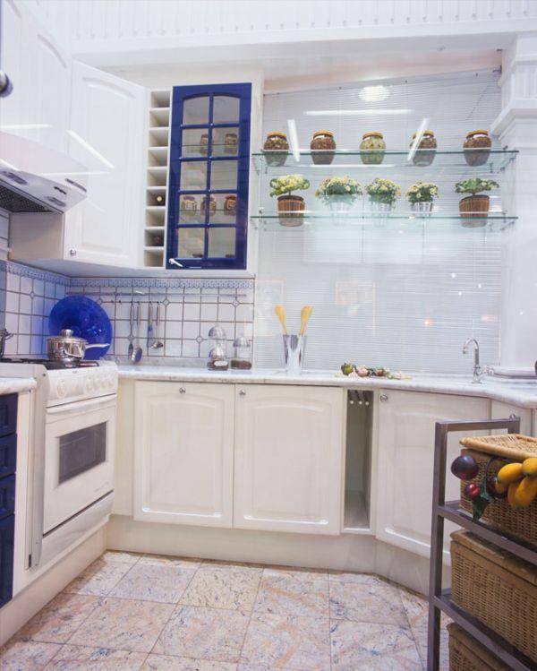 prateleira de cozinha linda