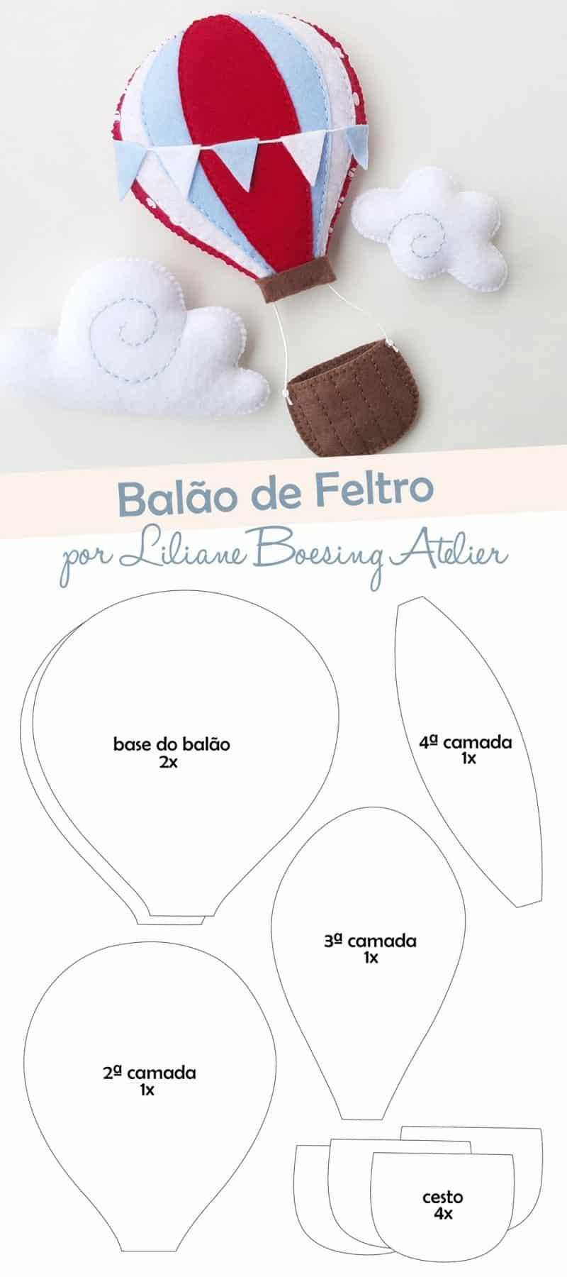 baloa feltro