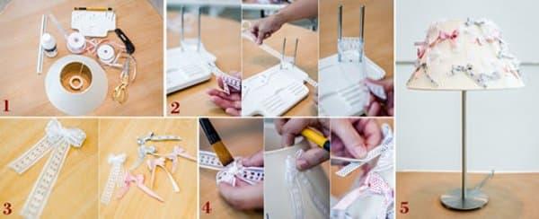 Abajur Infantil Fácil de Fazer: 15 Ideias - Artesanato Passo