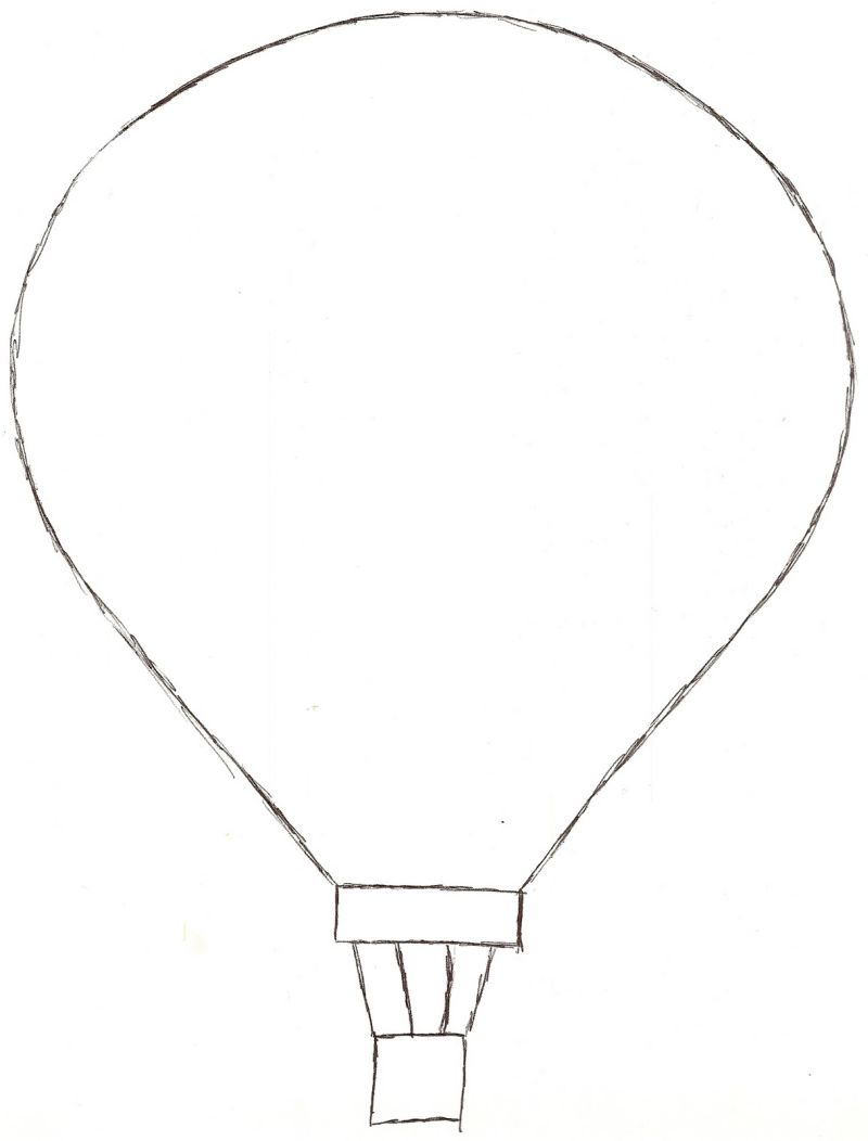 Molde De Balão Como Fazer 20 Ideias Legais Artesanato Passo A