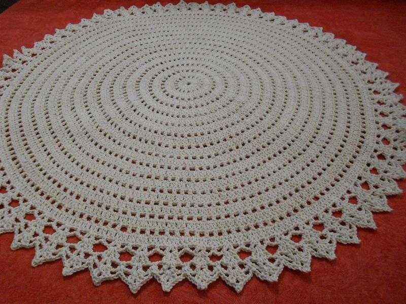 Jogo Americano de Crochê  Como Fazer 403cf824814ac