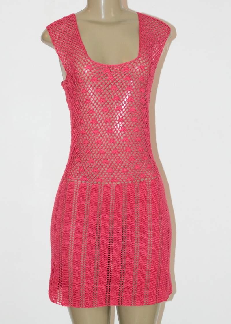 croche pink