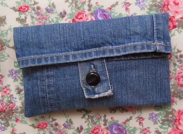 Aparador Extensivel Kane ~ Artesanato com Jeans 20 Ideias com Reciclagem com Tecido Artesanato Passo a Passo!